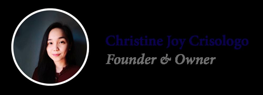 Christine Joy Crisologo_Final